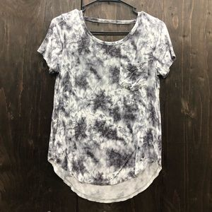 Hollister open back shirt